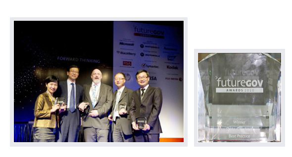 Data Center Excellency Award